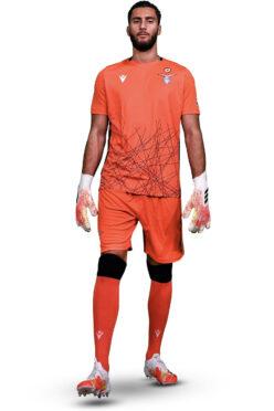 Lazio divisa portiere arancione 2020-21