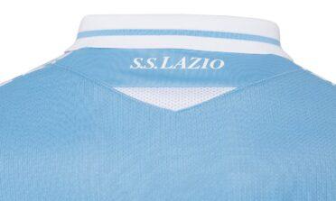 Retro colletto maglia Lazio