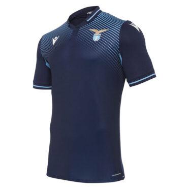Terza maglia Lazio 2020-2021 blu