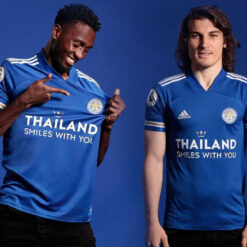 Leicester City kit home 2020-21 Thailand