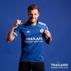 Leicester City kit home 2020-21 Vardy