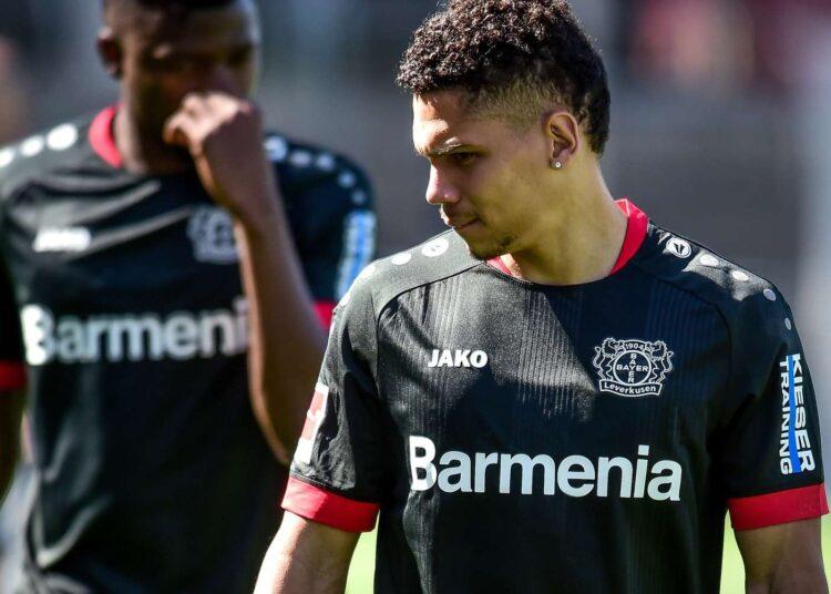 La nuova maglia del Bayer Leverkusen 2020