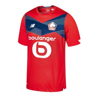 Maglia Lille 2020-2021 New Balance