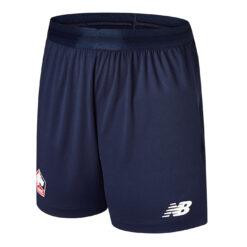Pantaloncini Lille 2020-21 home blu