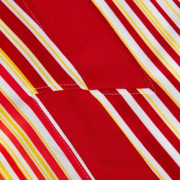 Dettaglio nuova maglia Lipsia 2020-21