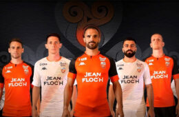 Le nuove maglie del Lorient 2020-2021