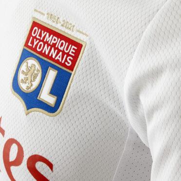 Stemma Lione maglia 2020-21