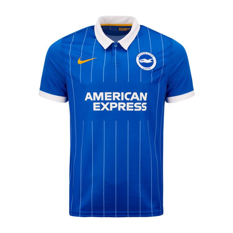 Maglia Brighton & Hove Albion 2020-21 Nike
