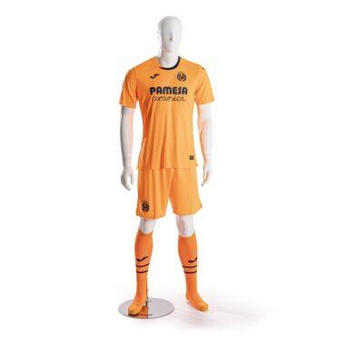 Seconda maglia portiere Villarreal 2020-21