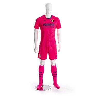Divisa portiere Villarreal 2020-21 fucsia