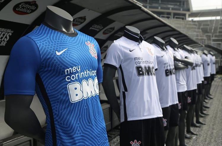 Le maglie del Corinthians 2020