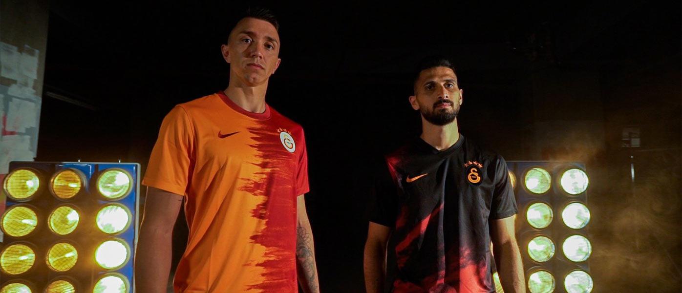 Le maglie del Galatasaray 2020-2021