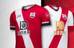 Le nuove maglie del Southampton 2020-21