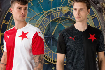 Maglie Slavia Praga 2020-21