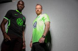 Le nuove maglie del Wolfsburg 2020-2021