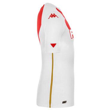 Maglia Monaco 2020-2021 lato destro