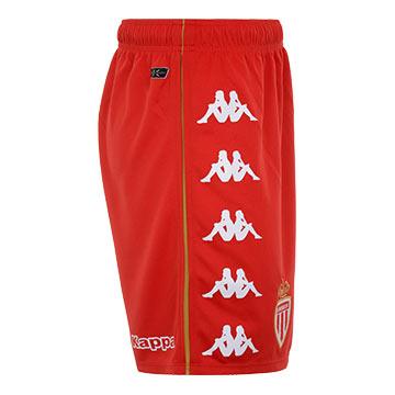Pantaloncini Monaco 2020-21 rossi