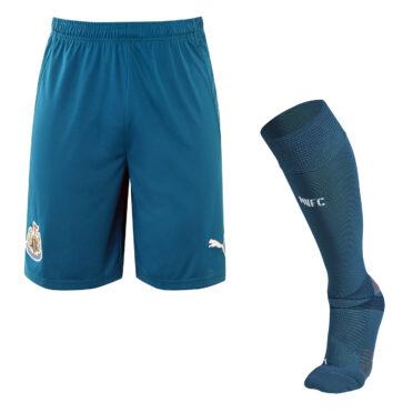 Portiere Newcastle pantaloncini e calze 2020-21