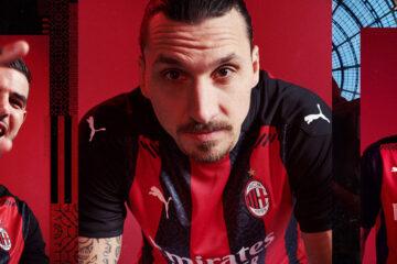 La nuova maglia del Milan 2020-2021