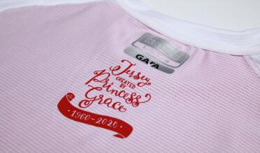 Omaggio a Grace Kelly, maglia Monaco