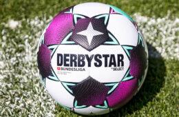 Nuovo pallone Bundesliga 2020-2021
