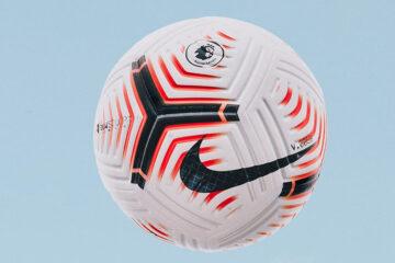 Il nuovo pallone della Premier League 2020-21