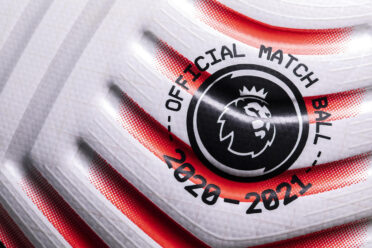 Official match Ball Premier League 2020