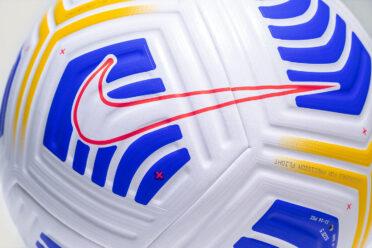 Logo Nike pallone Serie A 2020