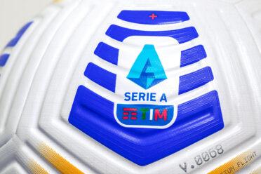 Logo Serie A nuovo pallone 2020-2021