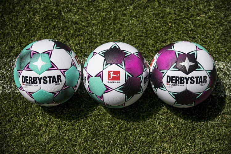 Il pallone della Bundesliga 2020-2021 Select