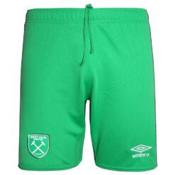 Pantaloncini portiere West Ham 2020-21