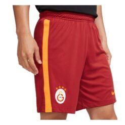 dettaglio lato pantaloncini home galatasaray 2020-21