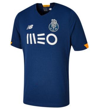 Maglia Porto away 2020-21 blu