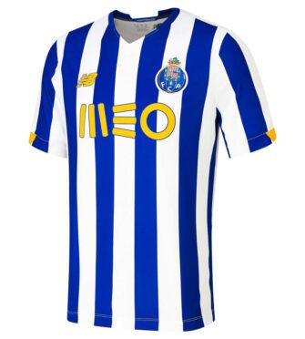 Maglia Porto 2020-2021 home