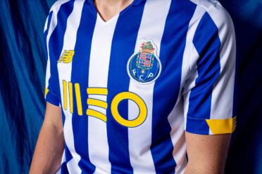 Dettaglio prima maglia Porto