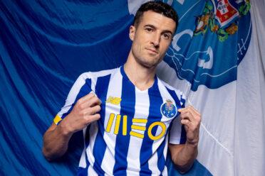 La maglia del Porto FC 2020-21