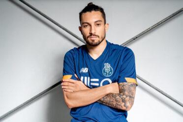 Seconda maglia Porto 2020-2021