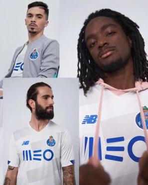 La terza divisa del Porto FC 2020-2021