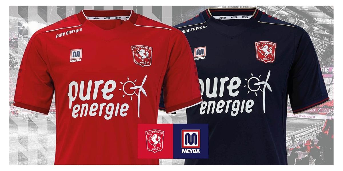Le nuove maglie del Twente 2020-2021 Meyba