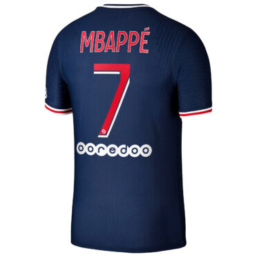 Maglia PSG Mbappè 7 - 2020