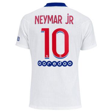 Maglia PSG away Neymar 10 - 2020-21