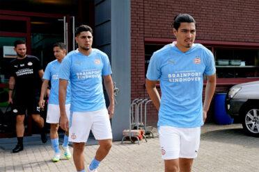 Divisa PSV away 2020-21