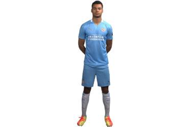 Kit trasferta PSV 2020-21