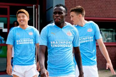 PSV kit away 2020-21 Puma