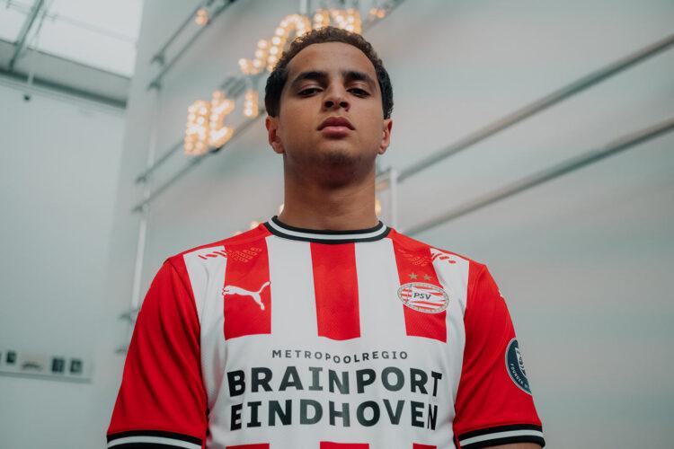 PSV nuova maglia Puma 2020-21