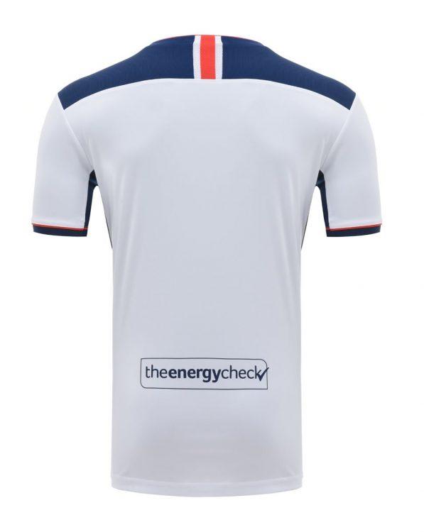 Seconda maglia Rangers 2020-21 retro