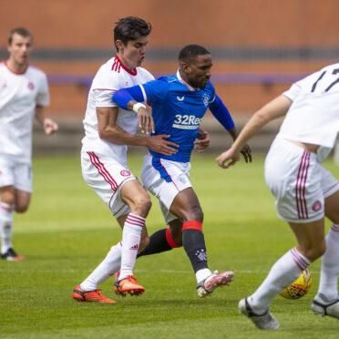 Divisa Rangers FC 2020-21