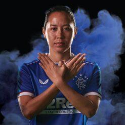 Rangers FC kit 2020-21