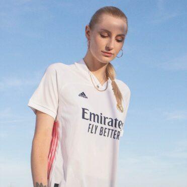 Maglia Real Madrid 2020-21 femminile
