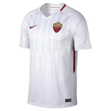 maglia roma away 2017-2018